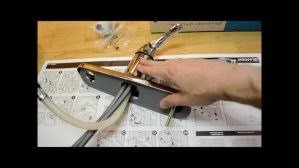 removing kitchen faucet exceptional kitchen sink faucet removal 1 aerator removed from