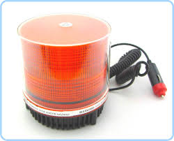 snow plow strobe lights car truck snow plow amber yellow magnetic magnetc flashing emergency