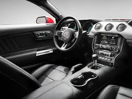 mustang v6 interior 2016 ford mustang price photos reviews features