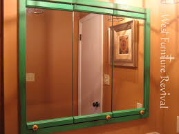 Bathroom Mirrors With Medicine Cabinet by Best 25 Medicine Cabinet Redo Ideas On Pinterest Medicine
