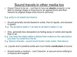 how fast does sound travel images Can sound travel faster through water or air jpg