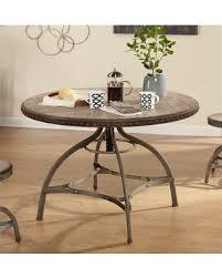 Surprise  Off Simple Living Decker Nailhead Trim Adjustable - Adjustable height kitchen table