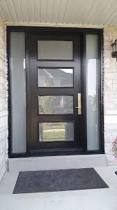 Exterior Door Pictures Modern Exterior Door With Multi Point Locks 4 Door Lites And 2