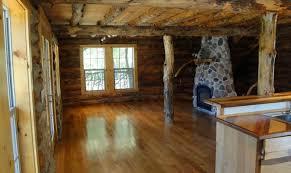 17 spectacular log cabin floors home building plans 24273