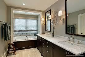 contemporary craftsman style custom home u2022 master bathroom