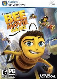 amazon com bee movie game pc video games