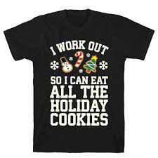 christmas fitness t shirts tanks coffee mugs and gifts lookhuman