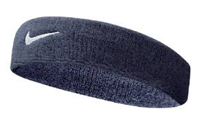 sweat headbands nike men s swoosh headband co uk sports outdoors