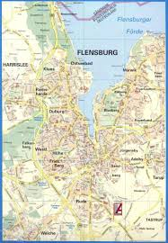 Ulm Germany Map by Large Flensburg Maps For Free Download And Print High Resolution