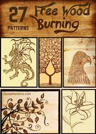 Easy Wood Carving Patterns For Beginners by 27 Free Wood Burning Patterns Diy U0026 Crafts On Pinterest