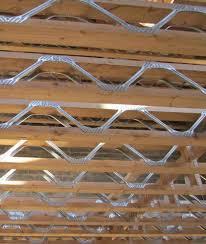 Prefabricated Roof Trusses Wooden Girder Metal Lattice Posi U2010joist Pasquill Roof