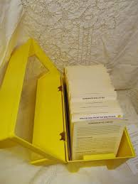 Homemade Garden Box by 1979 Better Homes U0026 Garden Recipe Card Library From Prairieland On