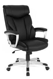 Secretary Desk Chair by High Back Executive Leather Ergonomic Office Chair Secretary
