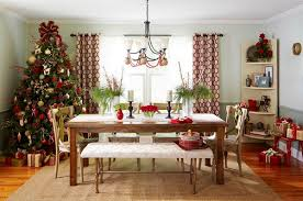 The Dining Rooms Christmas Dining Room Decor Create A Christmas Atmosphere Inside