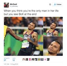 Emerged Meme - usain bolt s famous photo turns into the internet s funniest meme
