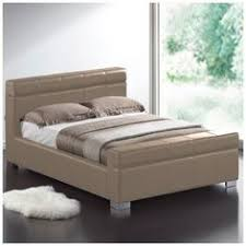 italian furniture company bruno faux leather bed frame from