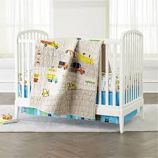 Construction Crib Bedding Set Construction Crib Bedding 3 Set In All Crib Collections