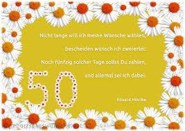 geburtstagssprüche zum 50 geburtstagswünsche und sprüche zum 50 seite 1