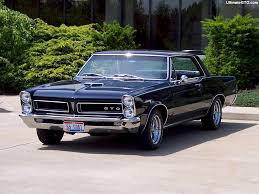 Pontiac Muscle Cars - 1965 pontiac gto probably my favorite muscle car of all time