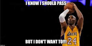 Kobe Bryant Memes - kobe bryant memes imgflip