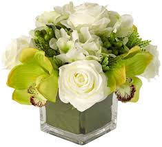 Square Vase Flower Arrangements Top 20 Best Artificial Wedding Centerpieces U0026 Bouquets