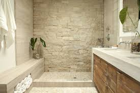 Bathroom Shower Floors Pebble Shower Floor Design Ideas