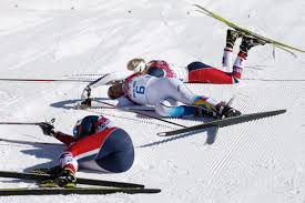 women u0027s cross country skiing photos olympic photos of the day