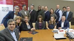 exed alumni bedrosian center usc