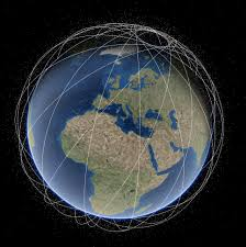 Map Of The Earth Eumetsat Learning Zone Highly Detailed Space Map Of 14 000