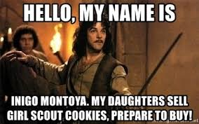 My Name Is Inigo Montoya Meme - hello my name is inigo montoya meme generator mne vse pohuj