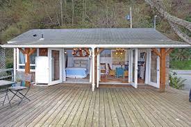 beach cabin floor plans tiny beach cottage on camano island small house bliss