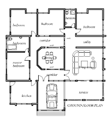 cheap 4 bedroom house plans 4 bedroom house plan cool bedroom house plans with basement with