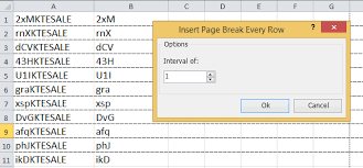 how to resize print area and fit to one page in excel
