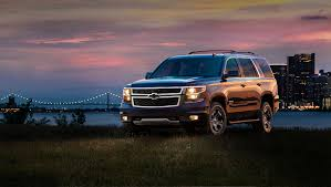 chevy suburban 2017 chevy tahoe and suburban midnight edition models announced
