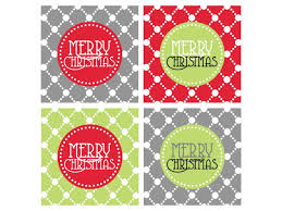 free christmas tags templates template business