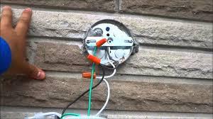 replacing outdoor light fixture l replacing outdoor light fixture astonbkk replace outdoor flood