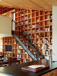 Bookshelves San Francisco by Wall Of Bookshelves Houzz