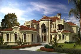 mediterranean villa house plans 31 mediterranean villa style home plan baroque palace