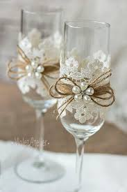 wedding glasses best 25 wedding chagne flutes ideas on chagne