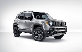 jeep renegade tent jeep renegade gets a pimped out trailer and brushed steel paint