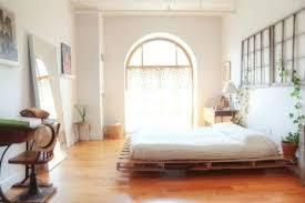 Pallet Platform Bed Pallet Platform Bed Pallet Bed Frames Pallet Platform Bed With