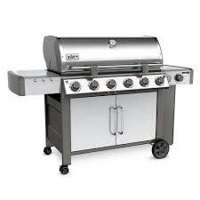 weber grill gas grill weber genesis ii lx s 640 gas grill