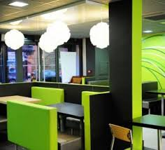 Interior Design Concepts For Small Fast Food Restaurant NYTexas - Fast food interior design ideas