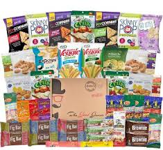 healthy care packages healthy snacks care package 45 count by the