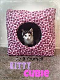 Cat Bed Pattern Cat And Dog Toy Patterns Over 100 Free Patterns To Sew
