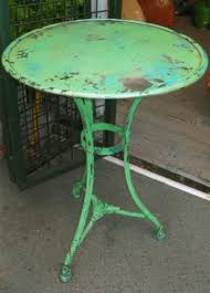 Iron Bistro Table French Bistro Table Enchanting Antique French Bistro Table