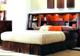 queen headboard with storage and lights king size headboard with storage and lights lagocalima club