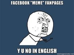 Spanish Memes Facebook - facebook memes fanpages