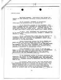 browsings pages from william t vollmann u0027s fbi file harper u0027s
