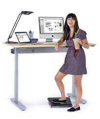 Sit To Stand Desk Ikea High Tech Worker Sit Or Stand Wellness Focus